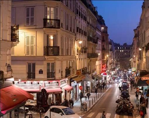 Rue des Martyrs – 75009 Paris