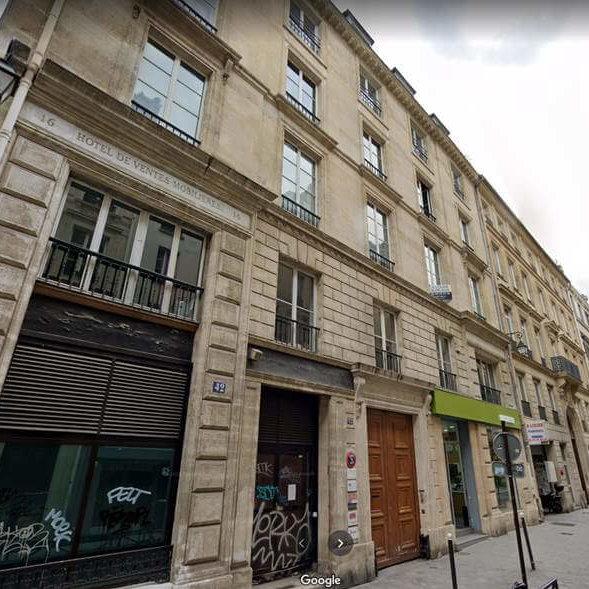 Rue des Jeuneurs - 75002